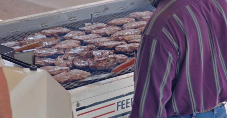 steak feed