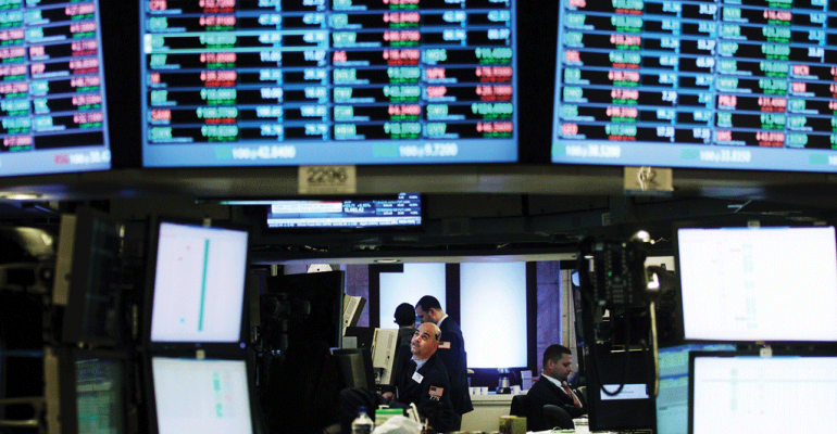 stock markets and interest rates