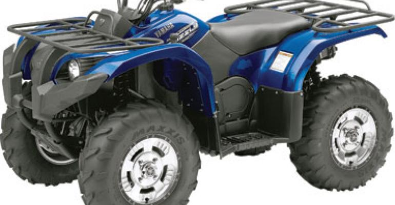 2011's Top Offerings In ATVs And Utility Vehicles