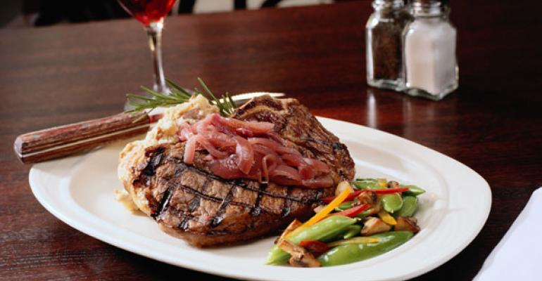 It's National Steakhouse Month!