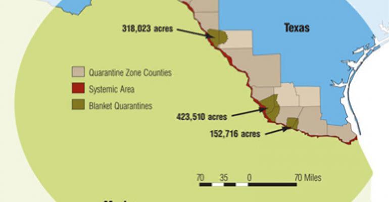 Multi-Pronged Border Effort Fights Fever Ticks