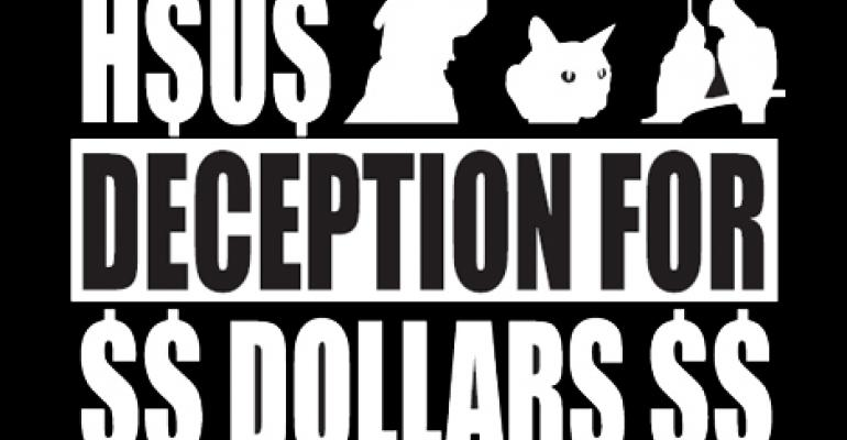 The Alphabet Soup Of Organizations, Companies That Support HSUS