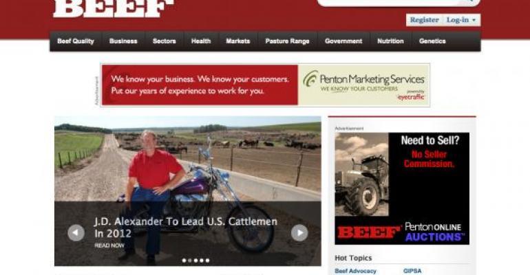 Beefmagazine.com – Faster, Better, More Powerful