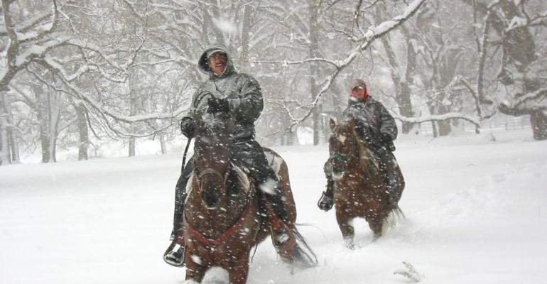"""VOTE: """"Winter Wonderland On The Ranch"""" Photography Finalists"""