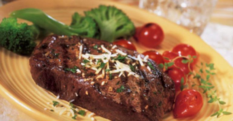 Show Your Love This Valentine's Day With A T-Bone For Two
