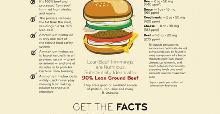 What Is Lean Finely Textured Beef?