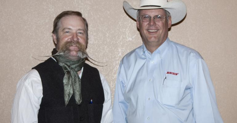 BEEF Senior Editor Burt Rutherford Recognized As Beef Ambassador