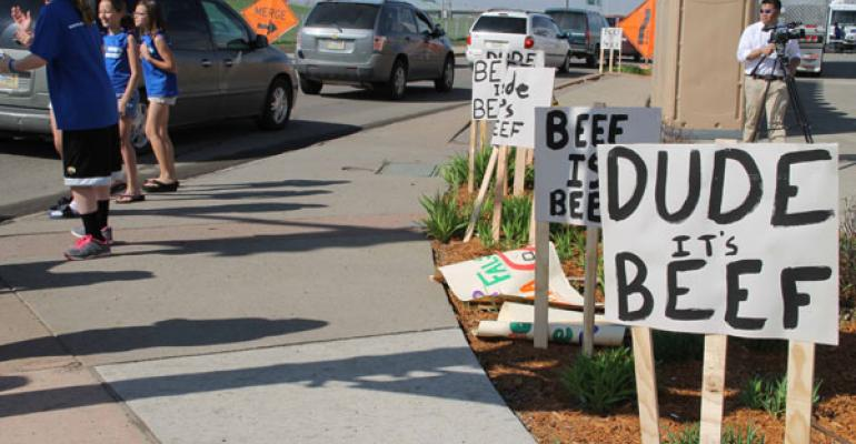 """Consumer Weighs In On Beef Controversy: """"Dude, It's Beef."""""""