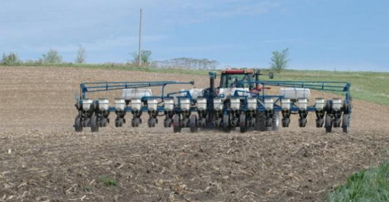 Corn Planting Starts Early – Record Production Needed