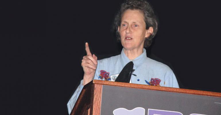 Nolan Ryan Beef adopts Temple Grandin's Responsible Cattle Care Audit
