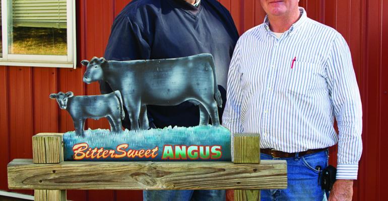 Iowa Cattlemen's Environmental Award Winner Is Clay County Cattle Farmer