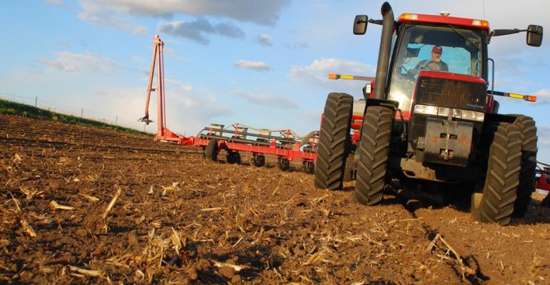 Nation's Corn Crop Is Half Planted; Doubles Pace Of 2011