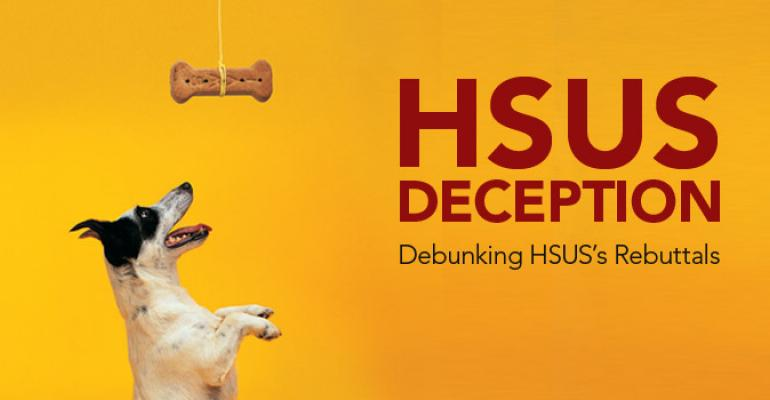 HSUS Spoofed, Abuse Video Revealed