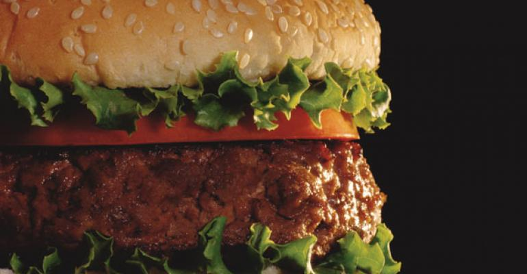 Consumer Trend: Bigger, Better, But More Spendy Burgers