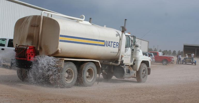 EPA Proposes Dust Standard