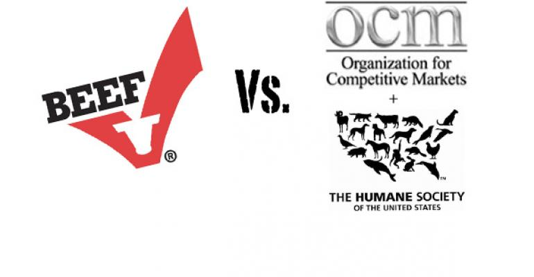 OCM, HSUS Go After Checkoff In Court