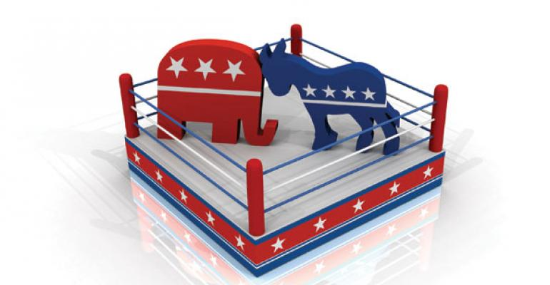 Political Conventions Vie For An Undecided Few