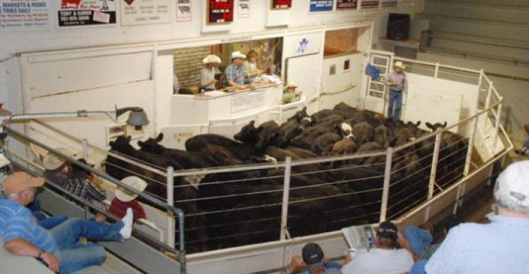 wholesale beef demand tight supply lifts prices at auction barns this week
