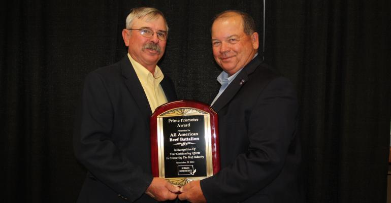 All-American Beef Battalion Receives Beef Council Award
