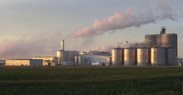 corn ethanol plant