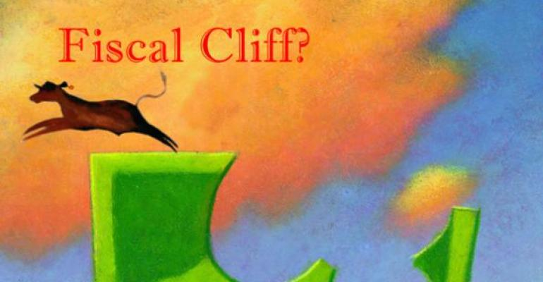 Fiscal Cliff – A Real Crisis, But Artificial Deadline