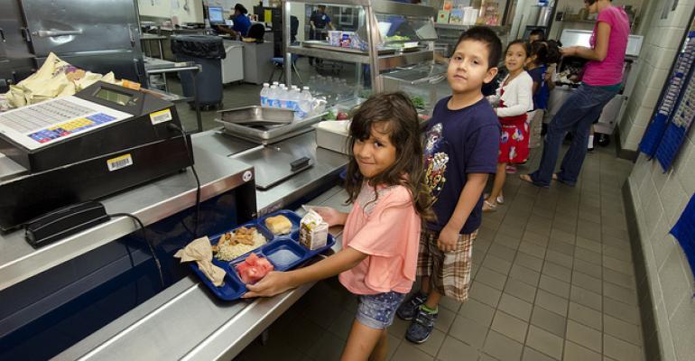 USDA School Lunch