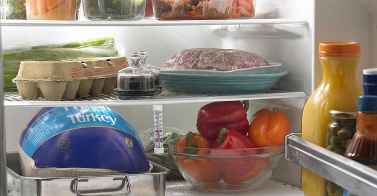 consumer fridge