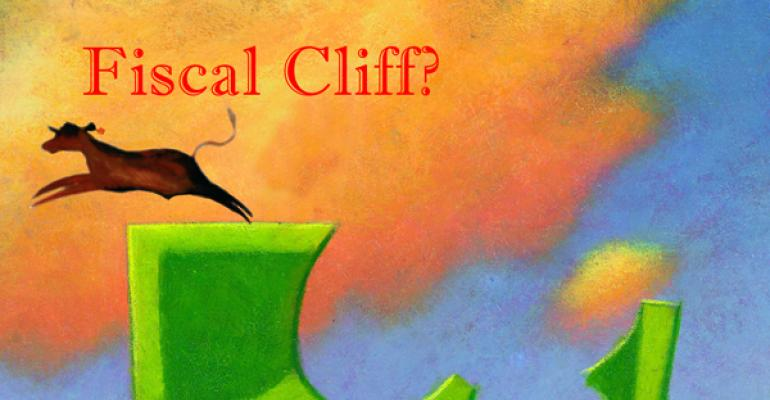 Fiscal Cliff Moves Estate Tax In Right Direction