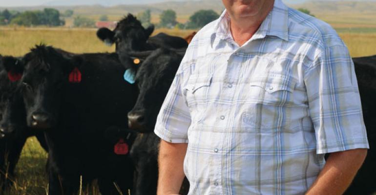 Scott George NCBA president beef