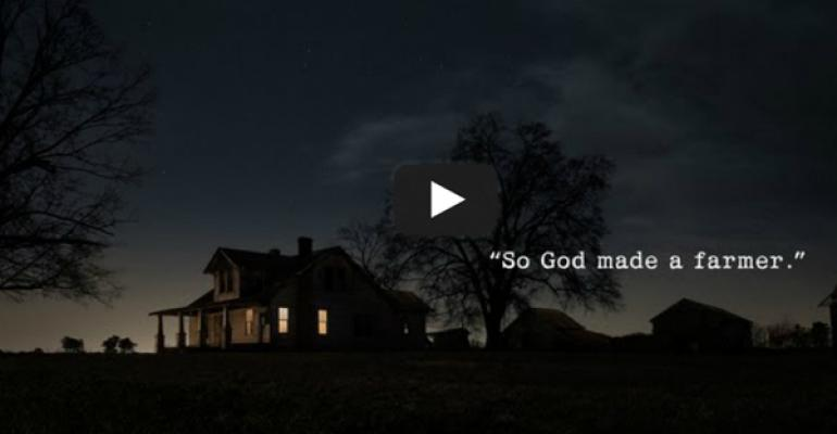 Ram Truck Super Bowl Ad Shares The Heart Of Ag