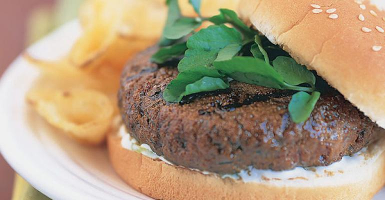 omega 3 fatty acide in beef burgers