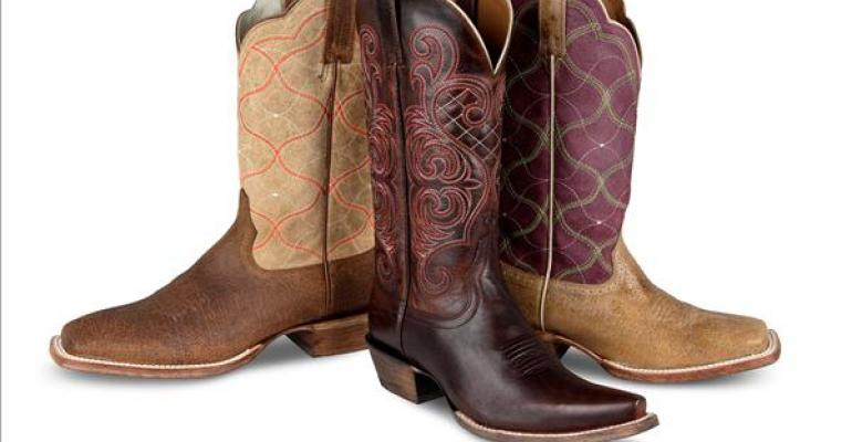 Ariat launches Honky Tonk Boot collection