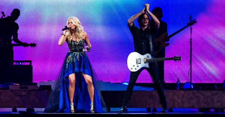 Carrie Underwood ag gag bill response