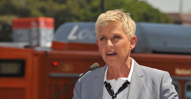 ellen degeneres joins forces with HSUS