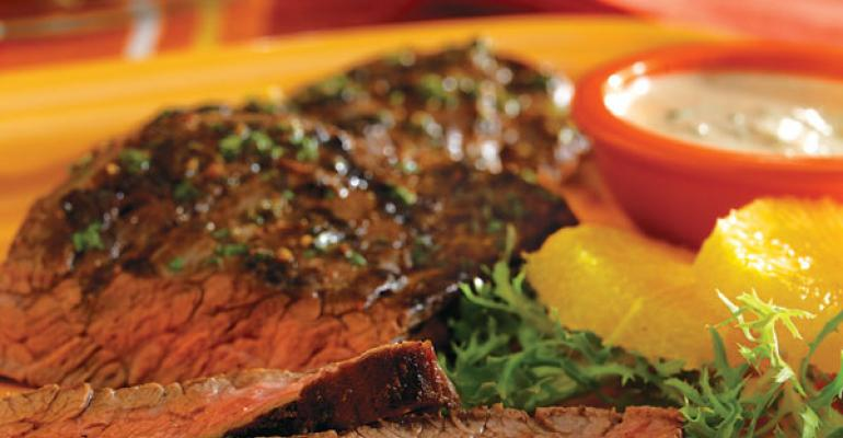 beef boosts low iron levels