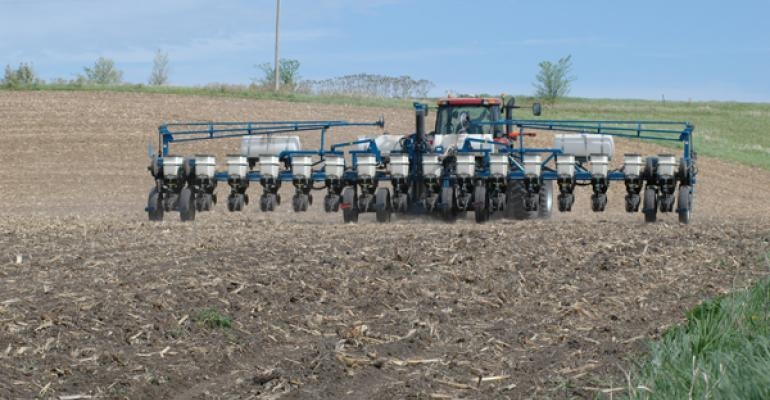 will late planting impact growing season