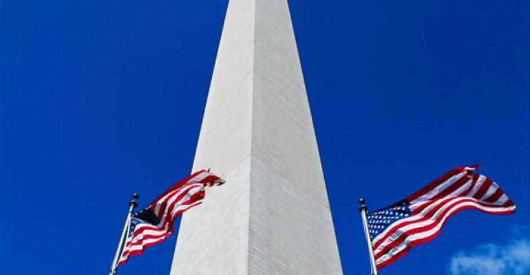 washington scandal with IRS CIA