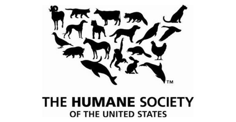 humane society of the united states has friends at IRS