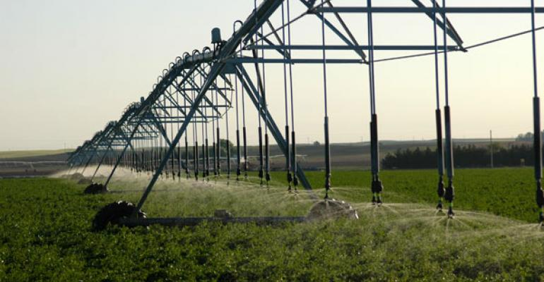 crop irrigation in danger in Colorado