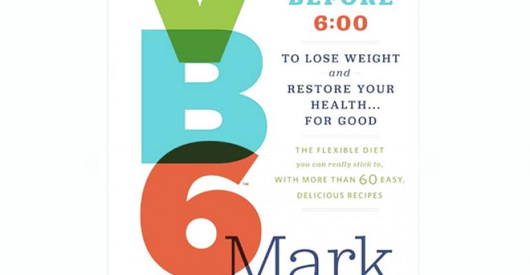 Mark Bittman Tells Dr. Oz We Should Be Vegan Before 6 (VB6)