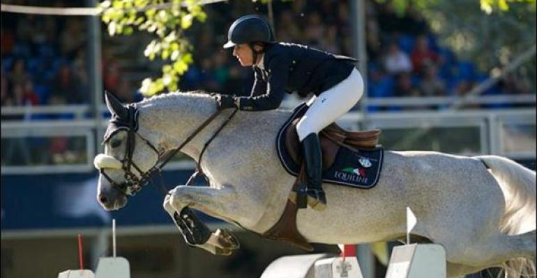 Italian equestrian couture sets its sights on the American market