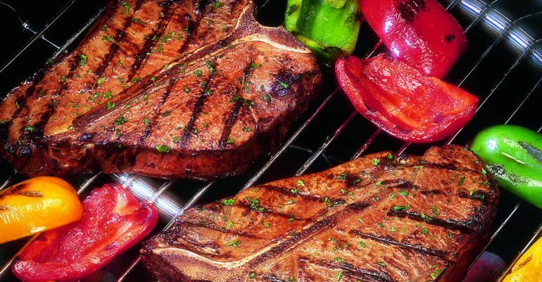 Beef checkoff grilling photo