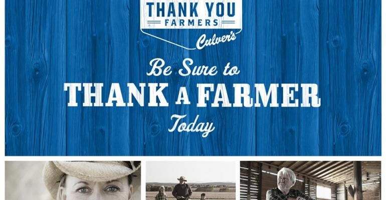 Culver's Supports FFA In New Campaign
