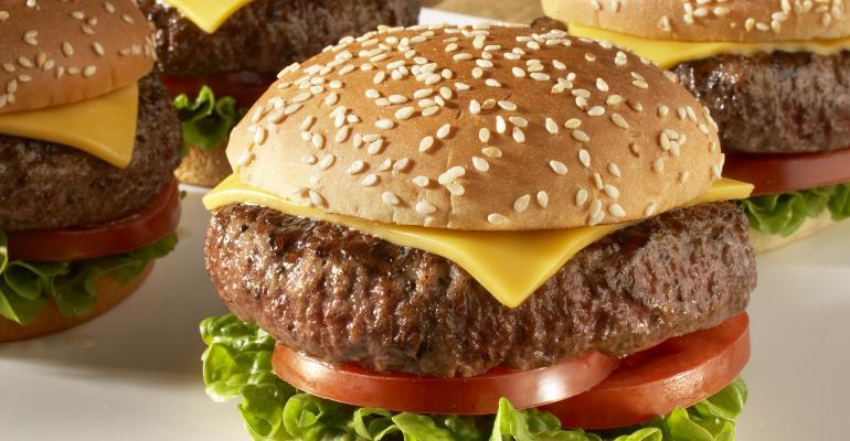 burger trends