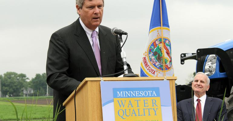 USDA Secretary Vilsack Opines On Steps To Care For Land & Water