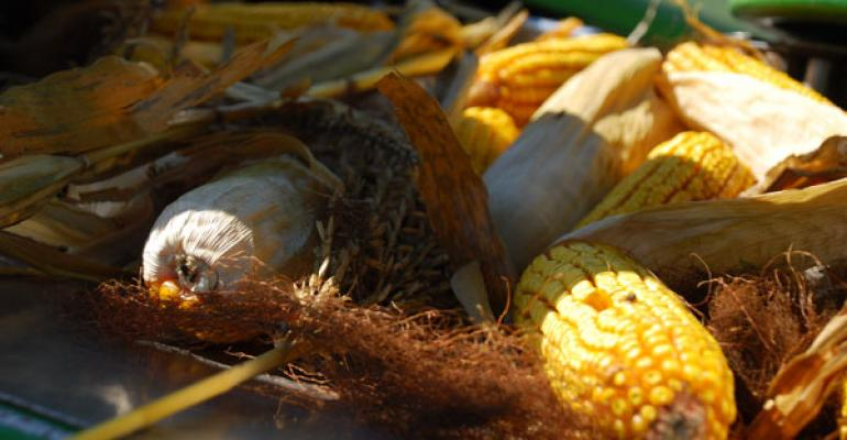 more corn and lower grain prices