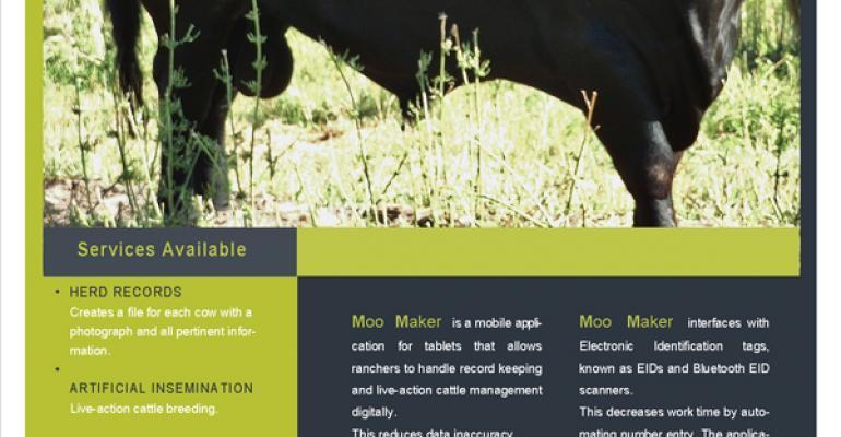 Moo Maker  Cattle breeding app
