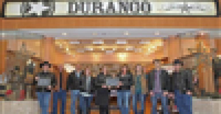 Durango introduces pop-up concept shop in Dayton, OH