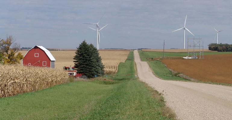 Wind Turbines in rural America