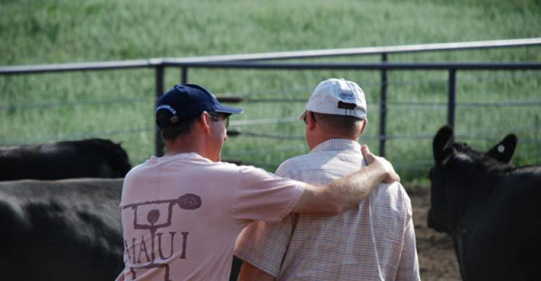 working together as beef producers